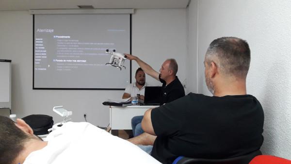 Curso Piloto Drones 1