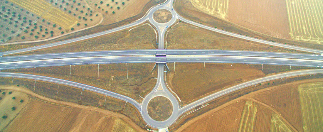 Drones en infraestructuras