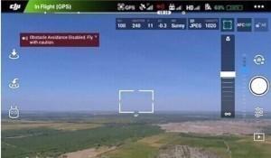 Trabajos aéreos drones