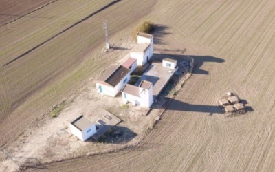 Agricultura drones