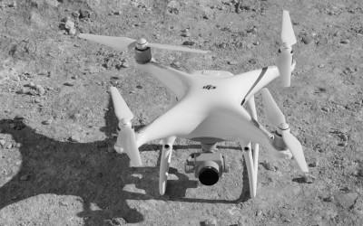 Alquiler drones