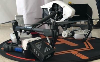 Reparacion drones