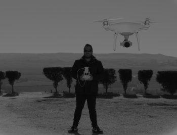 Practica vuelos drones